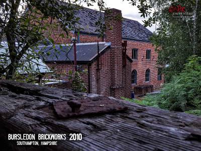 The Brickworks at Bursledon - creating 32 million bricks a year.