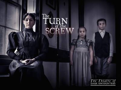 The Turn of the Screw - Wymering Manor 2019