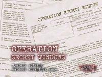 Operation Secret Window - Aldershot 2021